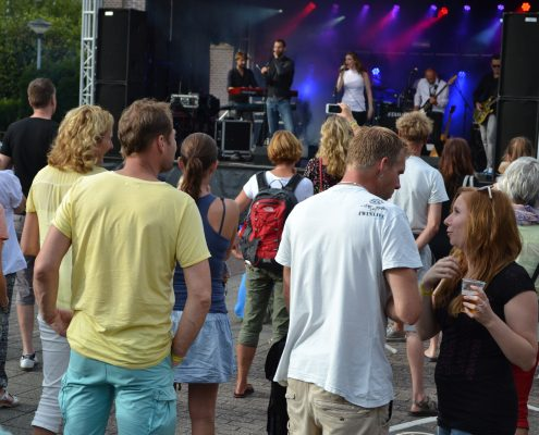 Coverband The Hits speelt weer een vette set!