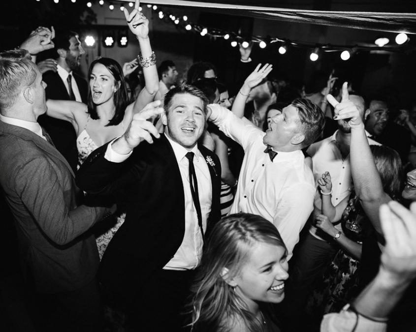 bruiloft band the hits