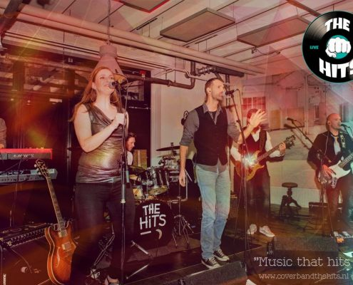 Goede bruiloftband 2018 - 2019 Coverband The Hits