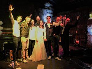 The Hits boeken als bruiloftband, goed feest gegarandeerd!