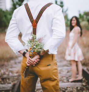 huwelijksaanzoek hoera!