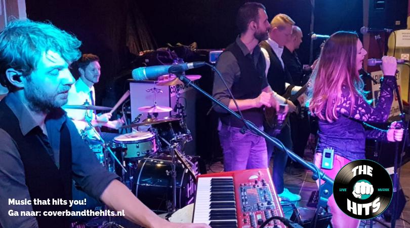 12,5 jarig jubileum huwelijksfeest met Coverband The Hits - Noord-Holland