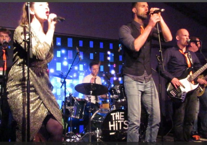 Goede review Coverband The Hits - Noord-Holland - Koningsdag 2018