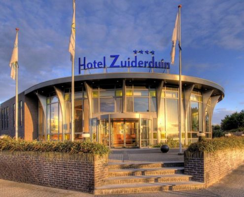Coverband The Hits - Bedrijfsfeest Hotel Zuiderduin januari 2019