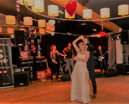 Review bruiloft band Coverband The Hits - Noord-Holland - Purmerend juni 2018