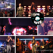 Koningsnacht Coverband The Hits feesttent Broek op Langedijk