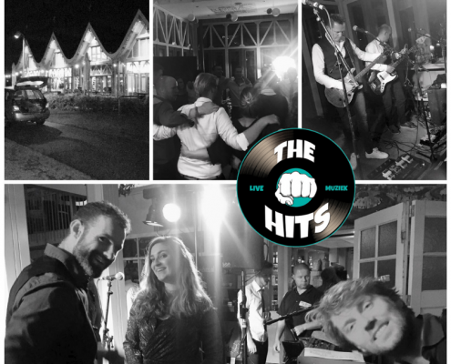 Frisse Bruiloft Band Utrecht - Coverband The Hits