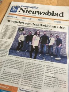 goede kermisband noord holland Coverband The Hits