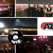 Coverband The Hits - AZ-VVV afterparty AFAS Stadion Alkmaar