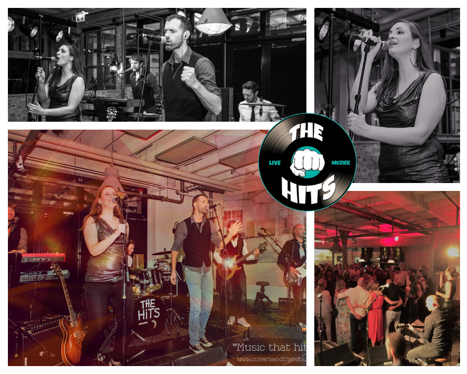 Trouwfeest Zaandam - Bruiloft met Coverband The Hits
