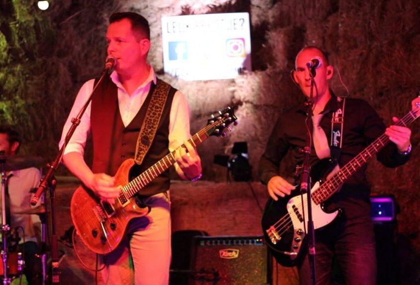 Gitaris Martijn van Coverband The Hits vertelt over muziek maken