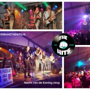 Tentfeest Nacht van de Koning 2019 - Coverband The Hits