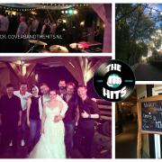 Coverband The Hits na bruiloft van Nikki & Joris - Noord-Holland