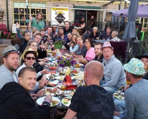 DHOT 2015 bij Café De Knip in Oudkarspel